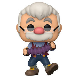 Funko Pinocchio: Geppetto with Accordion Funko POP! PREORDER