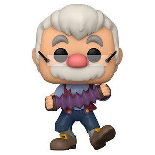 Funko Pinocchio: Geppetto with Accordion Funko POP! PREORDER