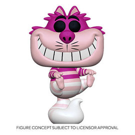 Funko Alice in Wonderland 70th Anniversary: Cheshire Cat (Translucent) Funko POP! PREORDER