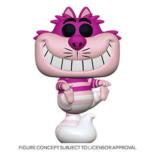 Funko Alice in Wonderland 70th Anniversary: Cheshire Cat (Translucent) Funko POP! PREORDER