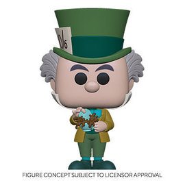 Funko Alice in Wonderland 70th Anniversary: Mad Hatter Funko POP! PREORDER