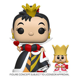 Funko Alice in Wonderland 70th Anniversary: Queen with King Funko POP! PREORDER