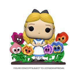 Funko Alice in Wonderland 70th Anniversary: Alice with Flowers Deluxe Funko POP! PREORDER