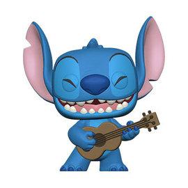 Funko Lilo and Stitch: Stitch with Ukulele Funko POP! PREORDER