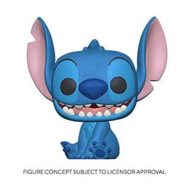 Funko Lilo and Stitch: Smiling Seated Stitch Funko POP! PREORDER