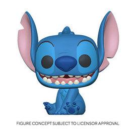 """Funko Lilo and Stitch: Stitch Seated 10"""" Funko POP! PREORDER"""