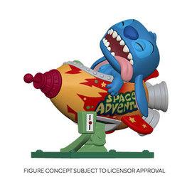 Funko Lilo and Stitch: Stitch in Rocket Funko POP! Rides PREORDER