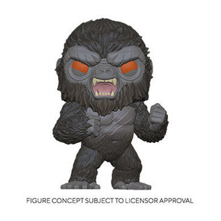 Funko Godzilla Vs Kong: Battle Ready Kong Funko POP! #1020