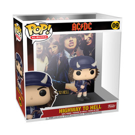 Funko AC/DC: Highway To Hell Funko POP! Albums PREORDER