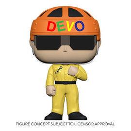 Funko Devo: Satisfaction (Yellow Suit) Funko POP! PREORDER
