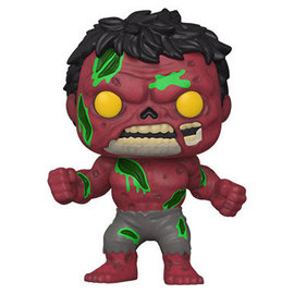 Funko Marvel's Zombies: Red Hulk Funko POP! PREORDER