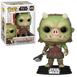 Funko Star Wars: Gamorrean Fighter Funko POP! #406