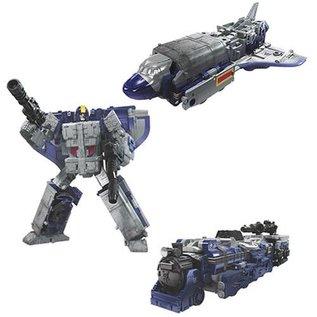 "Hasbro Transformers Seige ""War For Cybertron"": Astrotrain Leader Class"
