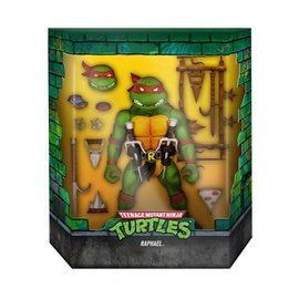 "Super 7 Teenage Mutant Ninja Turtles: Raphael Ultimates 7"" Figure (Version 2 Variant) (PREORDER)"