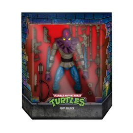 "Super 7 Teenage Mutant Ninja Turtles: Foot Soldier Ultimates 7"" Figure (Version 2 Variant) (PREORDER)"