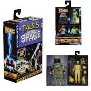 """NECA Back to the Future: Marty McFly (Tales From Space) NECA 7"""" Figure"""