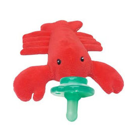 Nookums Paci-Plushies: Lexi Lobster Buddies