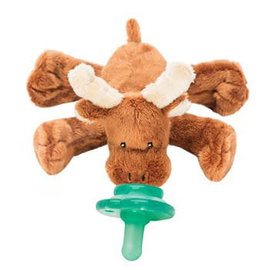 Paci-Plushies: Marley Moose Buddies