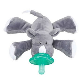Nookums Paci-Plushies: Rosie Rhino Buddies