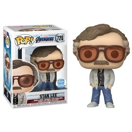 Funko Avengers Endgame: Stan Lee (Young) Funko Shop Exclusive Funko POP! #726