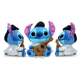 Kidrobot Lilo And Stitch: Elvis Stitch Hug Me Shaking Plush