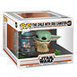 Funko Star Wars: The Child with Egg Canister Deluxe Funko POP! #407