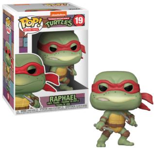 Funko Teenage Mutant Ninja Turtles: Raphael Funko POP!