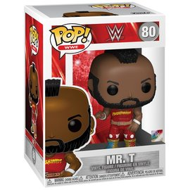 Funko WWE: Mr. T Funko POP! #80