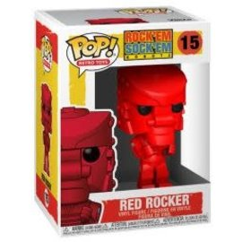 Funko Retro Toys: RockEmSockEm Red Rocker (Mattel) Funko POP! #14