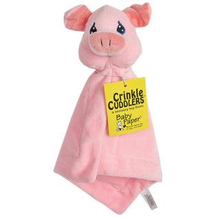 Crinkle cuddlers Crinkle Cuddlers: Pig Crinkle Cuddler