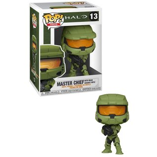 Funko Halo: Master Chief with MA40 Assault Rifle Funko POP! #13
