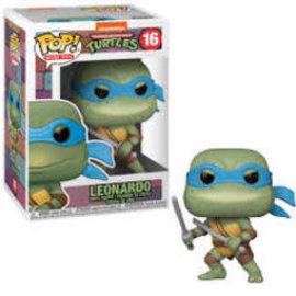 Funko Teenage Mutant Ninja Turtles: Leonardo Funko POP! #16 (Damaged)