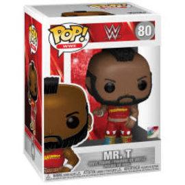 Funko WWE: Mr. T Funko POP! #80 (Damaged)