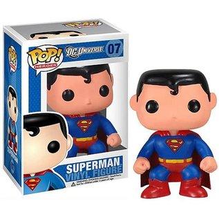 Funko DC Superheroes: Superman Funko POP! #07