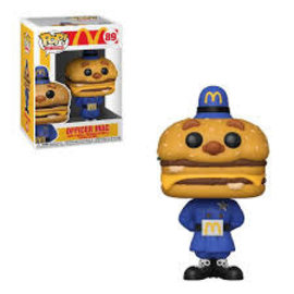 Funko McDonald's: Officer Mac Funko POP! #89