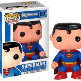 Funko DC Superheroes: Superman Funko POP! #07 (Damaged)