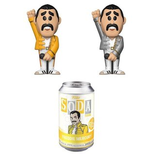 Funko Soda: Freddie Mercury 20,000 PC Limited Edition with 1:6 Chance of Chase
