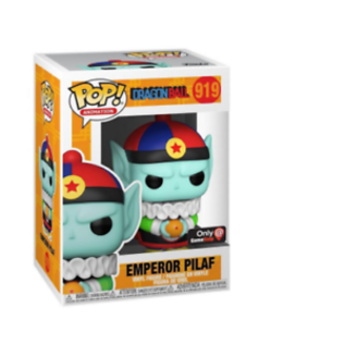 Funko Dragon Ball Z: Emperor Pilaf Funko POP! #919