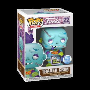 Funko Fantastik Plastik: Trader Grim Fantastik Plastik Winner Funko Shop Exclusive Funko POP! #22