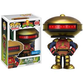 Funko Power Rangers: Alpha 5 Walmart Exclusive Funko POP! #408