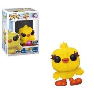Funko Toy Story 4: Ducky Flocked FYE Exclusive Funko POP! #531