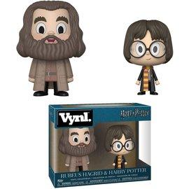 Funko VYNL: Rubeus Hagrid & Harry Potter