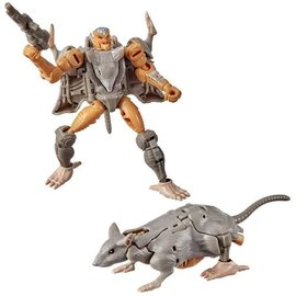 "Hasbro Transformers ""War for Cybertron"" Kingdom Core Class: Rattrap"