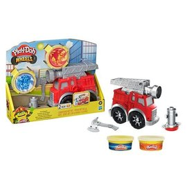 Hasbro Play-Doh Wheels: Fire Engine Playset