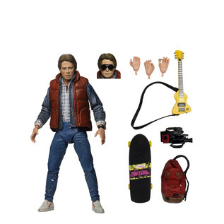 """NECA Back To The Future: Marty Ultimate 7"""" Figure"""