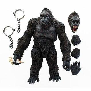 "King Kong: King Kong Of Skull Island 7"" Figure (Like New, In Box, Not Sealed)"