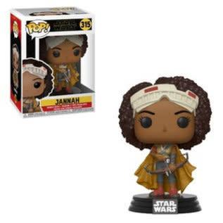 Funko Star Wars: Jannah Funko POP! #315