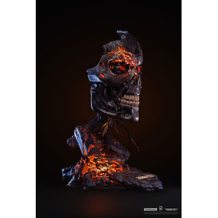 PureArts Terminator: T-800 Battle Damaged 1:1 Scale - Art Mask (PureArts)