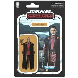 """Kenner Star Wars the Vintage Collection: Greef Karga  3 3/4"""" Figure"""
