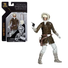 Hasbro Star Wars The Black Series (Archive): Han Solo (Hoth)